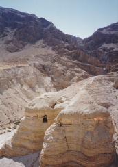 IMG_0006 - at Qumran, 1995