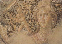 IMG_0044 - mosaic from Caesarea, Roman period