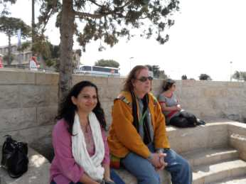 Spiritual Workshop Israel 3-30 to 4-2 054